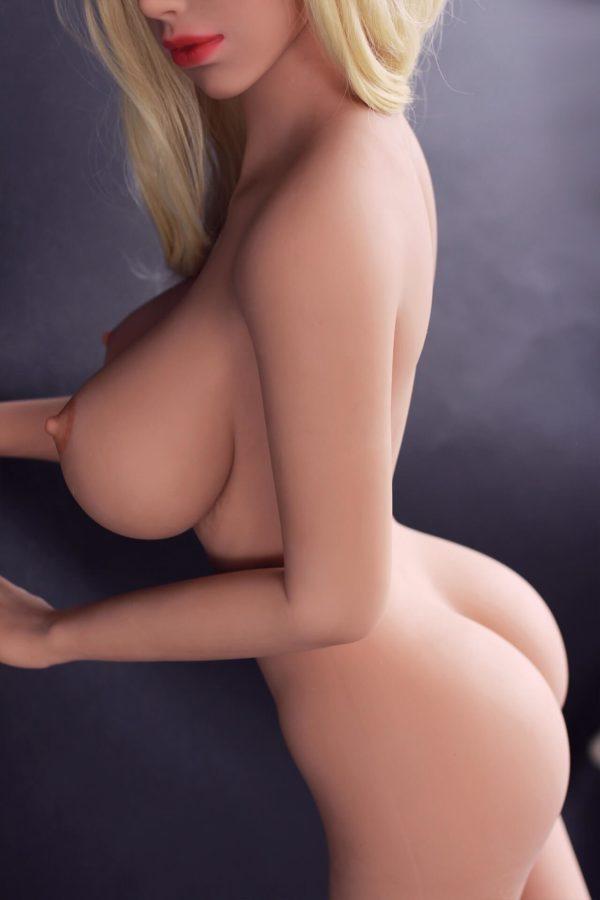 poupee sexuelle silicone gros seins britney 20