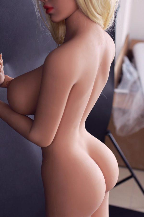 poupee sexuelle silicone gros seins britney 24