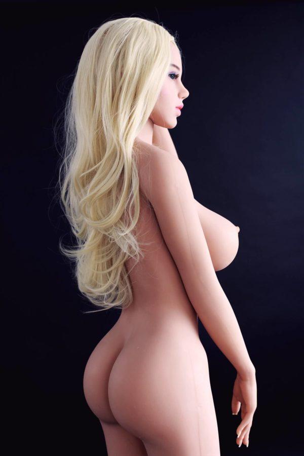 poupee sexuelle silicone gros seins britney 25