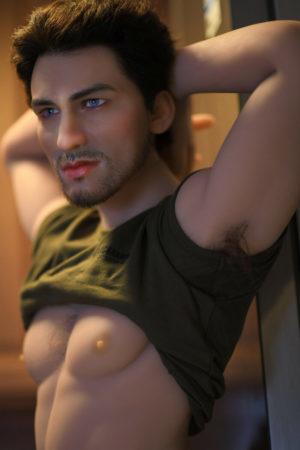 poupee sexuelle silicone homme stephane 1