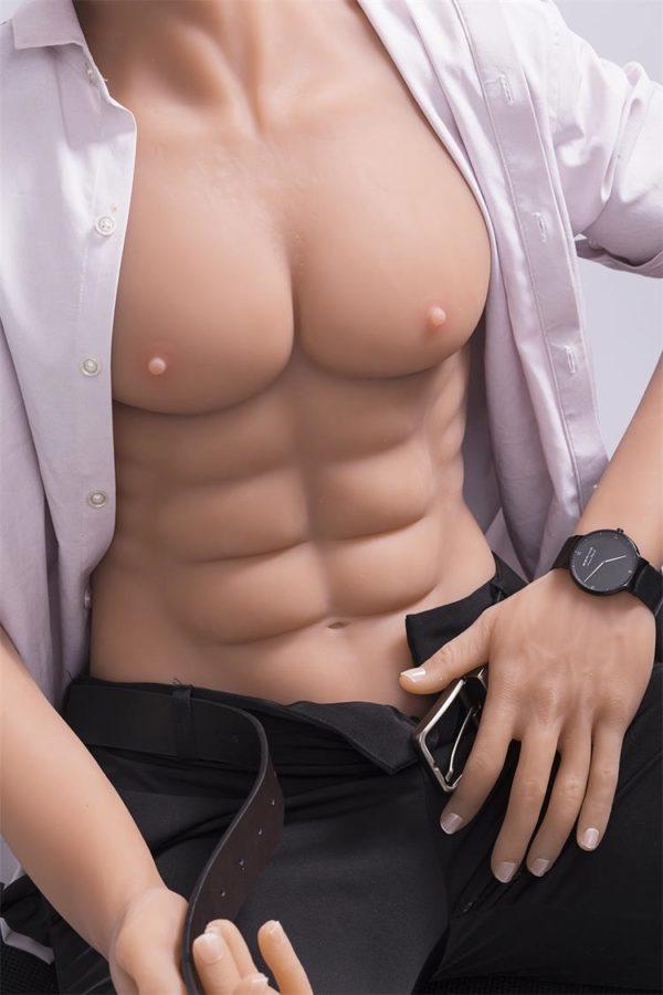 poupee sexuelle silicone homme steve 11
